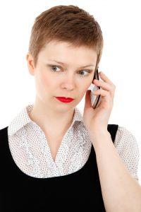 telefonski razgovor za posao
